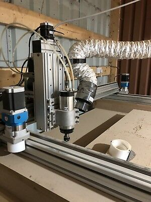 "Desktop Supermill CNC Machine 8"" X 4"""
