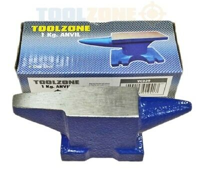 Mini Anvil, 1 KG  Ideal For Working Station/platform For Watchmakers, Jewellers