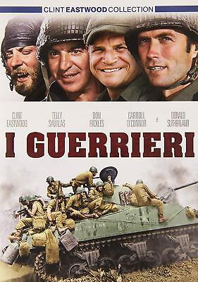 I Guerrieri Con Clint Eastwood (Dvd) Nuovo, Italiano, Originale