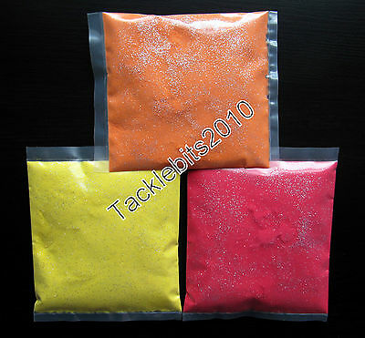 Lead coating powder fishing ALL 9 assorted camo colours brown,green,stone