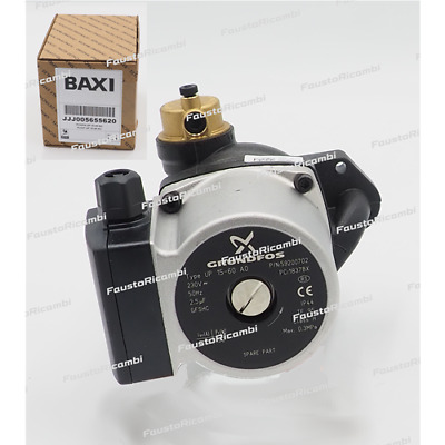 Baxi Circulateur Grundfos Up 15 60 Art. 005655620 Jjj005655620 Pompe