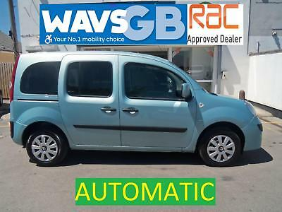 Renault Kangoo 1.6 Expression Mobility Wheelchair Access Vehicle Disabled WAV