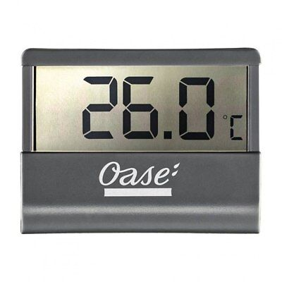 Oase Digital Aquarium Thermometer Fish Tank Temperature Tropical Cold Reef Coral