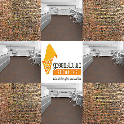 Interface Cubic Brown Mosaic Carpet Tiles. Domestic Commercial Use 5M2 PER BOX