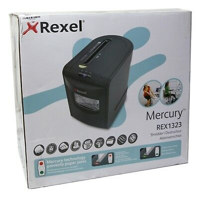 Rexel Mercury REX1323 Paper Shredder 2105013AU PICK UP ONLY Fom CABRAMATTA