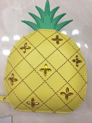 d6db74441ff0 NWT KATE SPADE Pineapple How Refreshing Coin Purse - $56.00 | PicClick