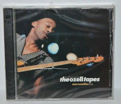 The Ozell Tapes: The Official Bootleg by Marcus Miller(CD, Apr-2003, 2 Discs)NEW