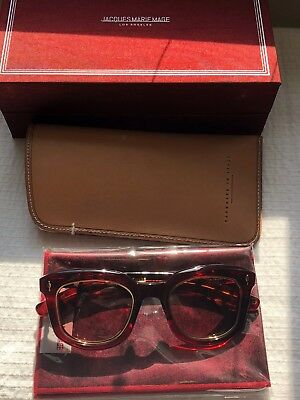 f737b76001f NWB JACQUES MARIE Mage Pasolini Sunglass SOLD OUT  595 -  388.00 ...