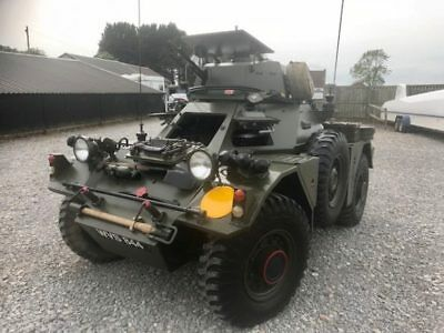 Daimler® Ferret Armoured Scout Car (WVS)