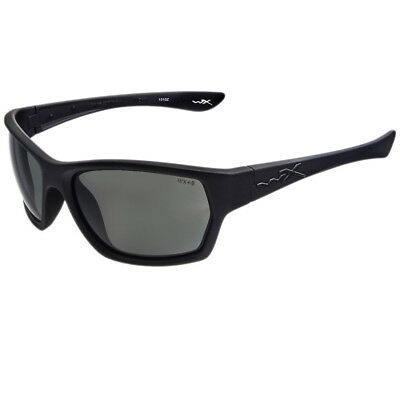 b5a485c0aef WILEY X TWISTED Black Ops Sunglasses - Smoke Grey Lens - Matte Black Frame  ... -  17.00
