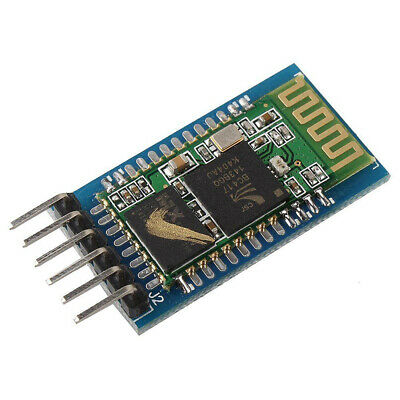Wireless Bluetooth RF Transceiver Modul Serial RS232 TTL HC-05 für Arduino 6pin