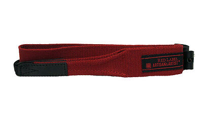 Artisan & Artist Red Label AC300 Camera Strap - RED