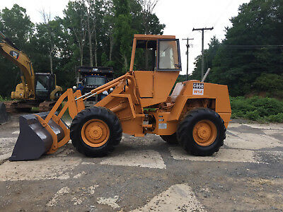 Wheel Loader 1974 Case W14