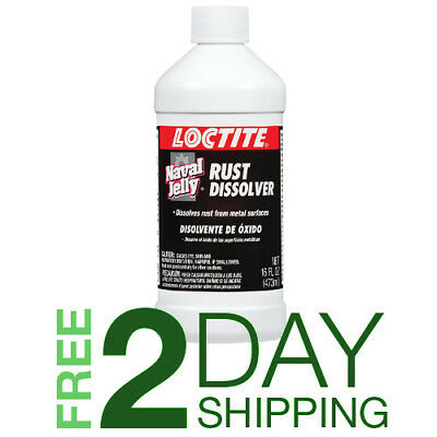 Loctite Naval Jelly Rust Dissolver 16-Fluid Ounce (553472) - Free 2 Day Shipping