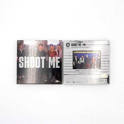 [DAY6] Shoot Me:Youth Part 1 Album /Bullet Ver./New, Sealed/JYP