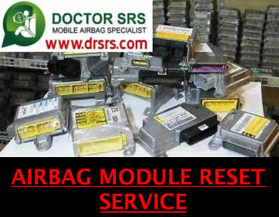DODGE CHARGER SRS Airbag Computer Module Reset Service Rcm