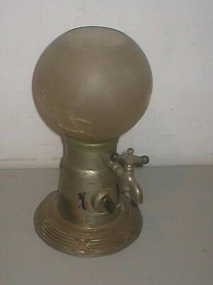 Vintage Soda Fountain Syrup Dispenser Electric Manufacturing Company For Repair