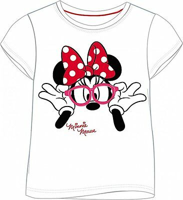Girls And Boys Mickey Minnie Mouse T-Shirt 18/24 Month to 5-6 Years