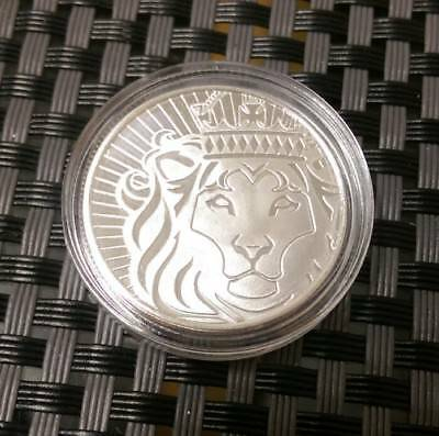 Scottsdale Silver 1/4 oz Fine.999 Silver Bullion round/Coin,Quarter ounce