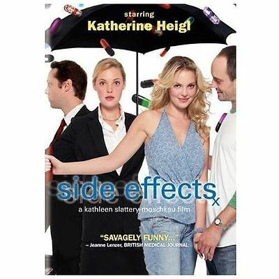 Side Effects EARLY KATHERINE HEIGL USED VERY GOOD ROMANTIC COMEDY DVD