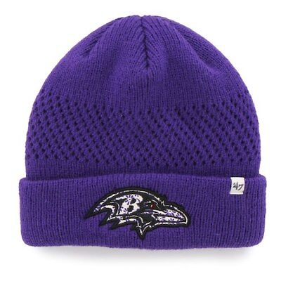 47 BRAND NFL Baltimore Ravens Vintage Retro Clean Up Fitted Cap Hat ... d59229c1f29b