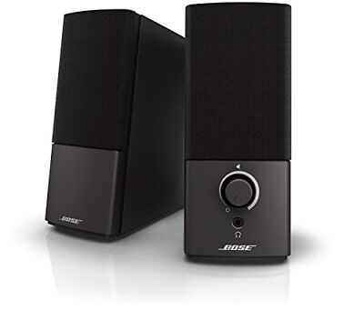Bose Companion 2 Series III Multimedia Speakers - for PC (with 3.5mm AUX ...