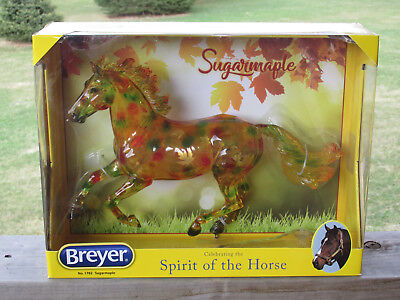 Breyer horse Sugar Maple Fall release