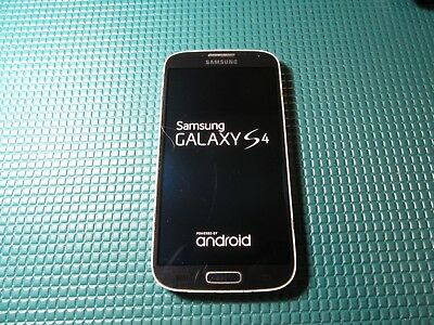 SAMSUNG GALAXY S4 Verizon Prepaid i545PP Smartphone POOR CONDITION