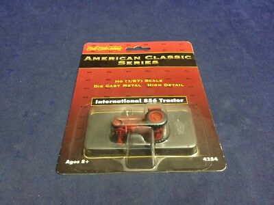 American Classic Series HO 1/87 Scale International 856 Tractor