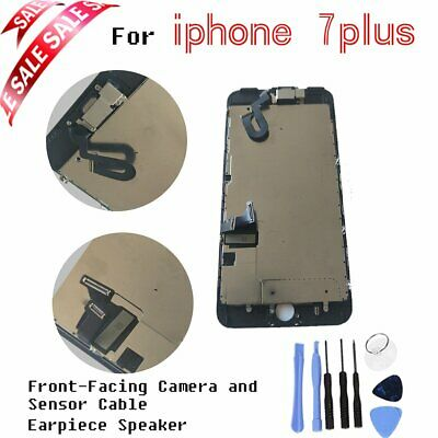 For iPhone 7 Plus Full Front LCD Touch Screen Digitizer Display Replacement Part
