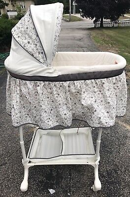 Simmons Kids Slumber Time Elite Gliding Bassinet