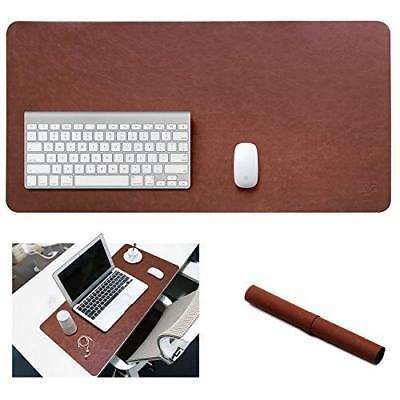 Yikda Extended leather Gaming Mouse Pad / Mat, Large Office Writing Desk