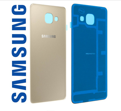 Coque Arriere / Cache Batterie Samsung Galaxy A 3 ( 2016 ) - A 310 F - Or