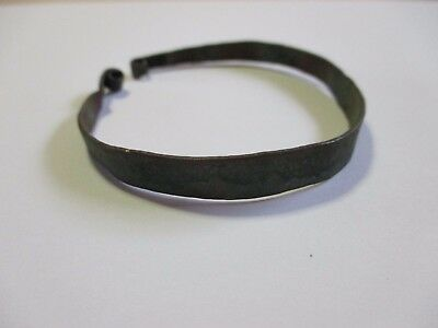Ancient Viking Bronze Bracelet 9-10century AD.