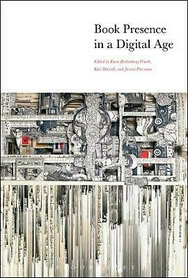 Book Presence in a Digital Age Hardcover Book Free Shipping!