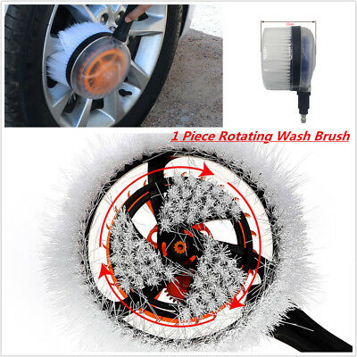 Rotary car wash brush 1//4 quick insert washer cleaner tools