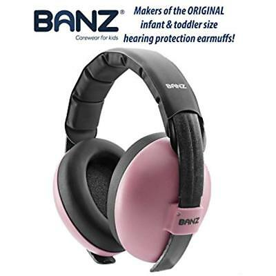 Baby Banz Earmuffs Infant Hearing Protection Ages 0-2+ Years THE BEST EARMUFFS &