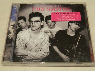 The Smiths The Sound Of CD