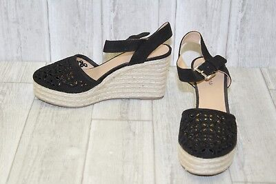 e1cbaee24c4   Skechers CALI Turtledove Wedge Espadrille Sandals