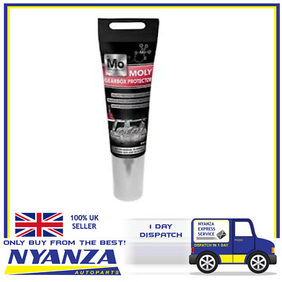 Moly Gearbox Protector 65Ml Tube Molyslip Transmission Treatment Reduces Wear