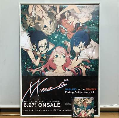 Darling in the FranXX Zero Two Poster limited JAPAN