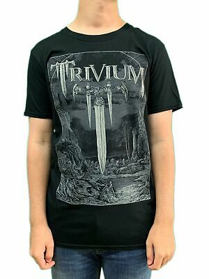 Trivium Battle Unisex Official Tee Shirt Brand New Various Sizes Rock Metal Thra