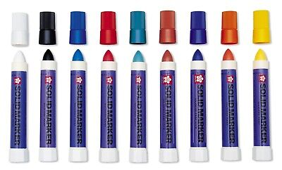 Sakura Solid Paint Marker 11 pack 1 Of Each Color