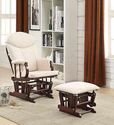 Marvelous Acme All Star 2 Piece Chair And Ottoman In White And Black Unemploymentrelief Wooden Chair Designs For Living Room Unemploymentrelieforg