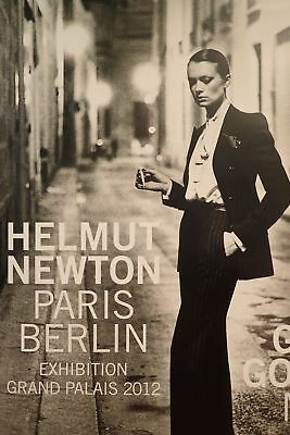 HELMUT NEWTON ALICE SPRINGS EXHIBITION AUSSTELLUNG POSTER ORIGINAL A1 Format