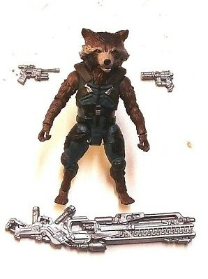 Marvel Legends ROCKET RACCOON  Loose TRU Toys R Us 3 Pack Guardians of Galaxy