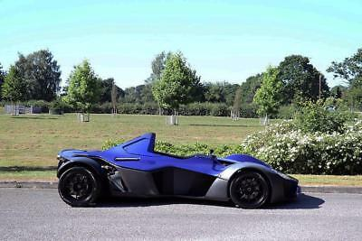 2013 BAC MONO 2300 MONO Single Seater Petrol blue F1