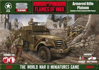 Flames of War - US Armored Rifle Platoon