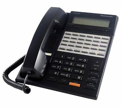 Panasonic KX-T7230 LCD 24 Line Speakerphone (BLACK)