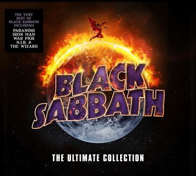 The Ultimate Collection by Black Sabbath (CD)
